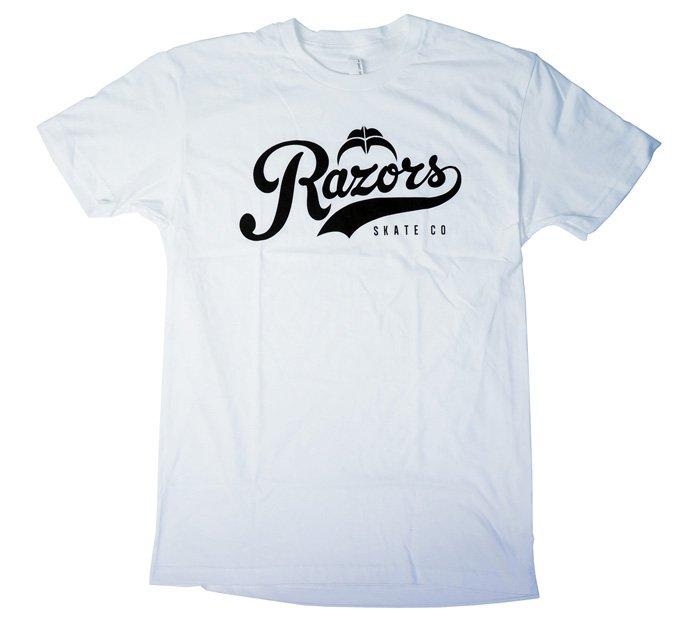 Camiseta Razors Blanca
