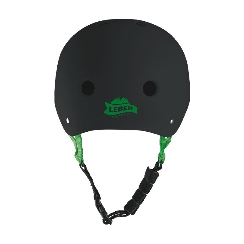 casco-leben-negro-verde-atras